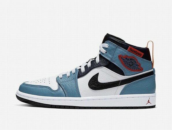 メンズ靴, スニーカー FACETASM NIKE AIR JORDAN 1 MID (FEARLESS ONES COLLECTION)