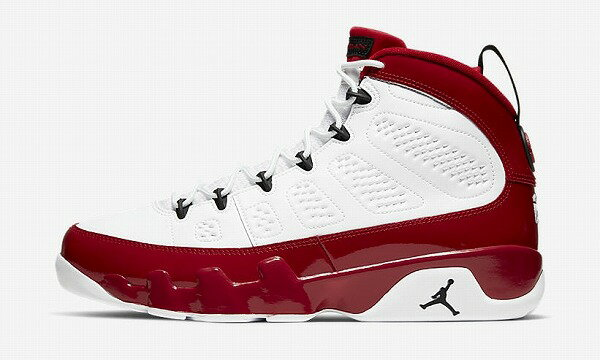 メンズ靴, スニーカー NIKE AIR JORDAN 9 RE (WhiteBlackGym Red)