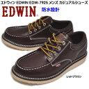 スーパーSALE【期間限定】エドウィン EDWIN 靴 スニ...