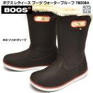 ボグスBOGSレディースブーツ78008Aウォータープルーフウェットスーツ防水耐久保温全天候ソリッドオリーブ