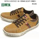 エドウイン EDWIN メンズ スニーカー EDM345 カ...
