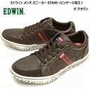 エドウィン EDWIN メンズ スニーカー EDM345 カ...