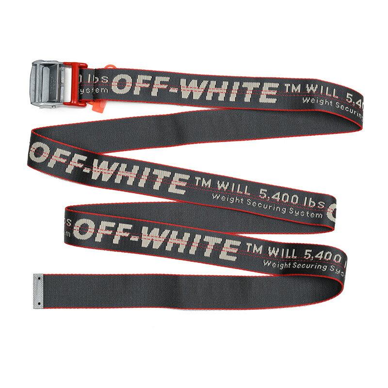 ベルト・サスペンダー, メンズベルト OFF-WHITE INDUSTRIAL BELT OMRB012E196470020900