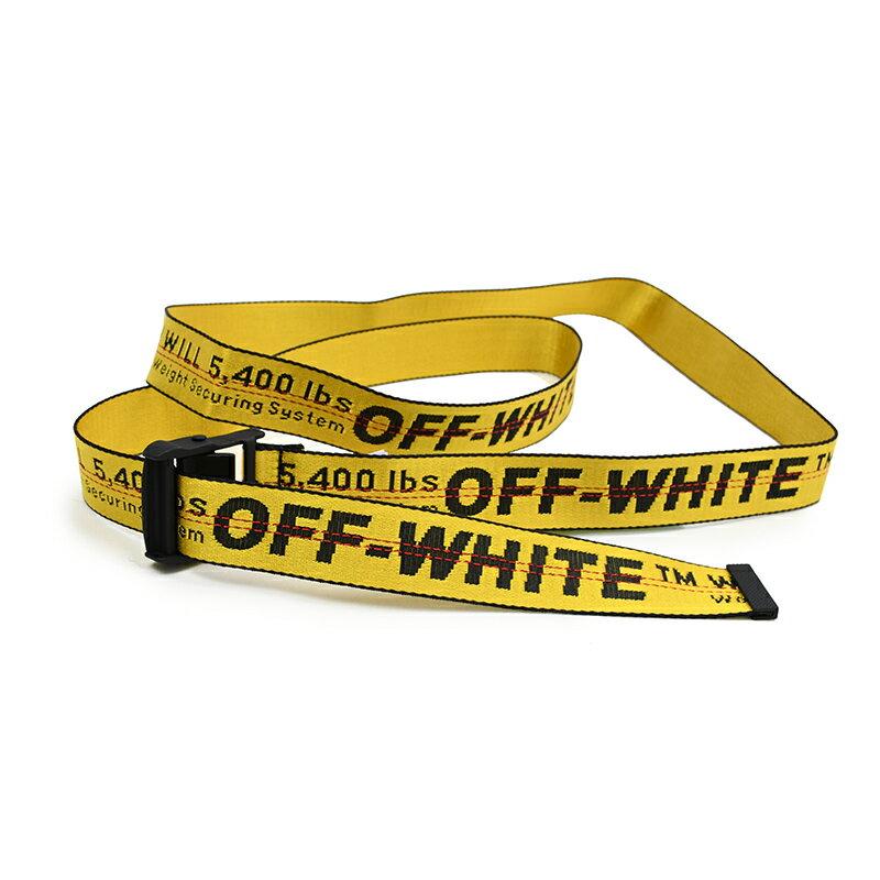 ベルト・サスペンダー, メンズベルト OFF-WHITE INDUSTRIAL BELT OMRB012E196470026000