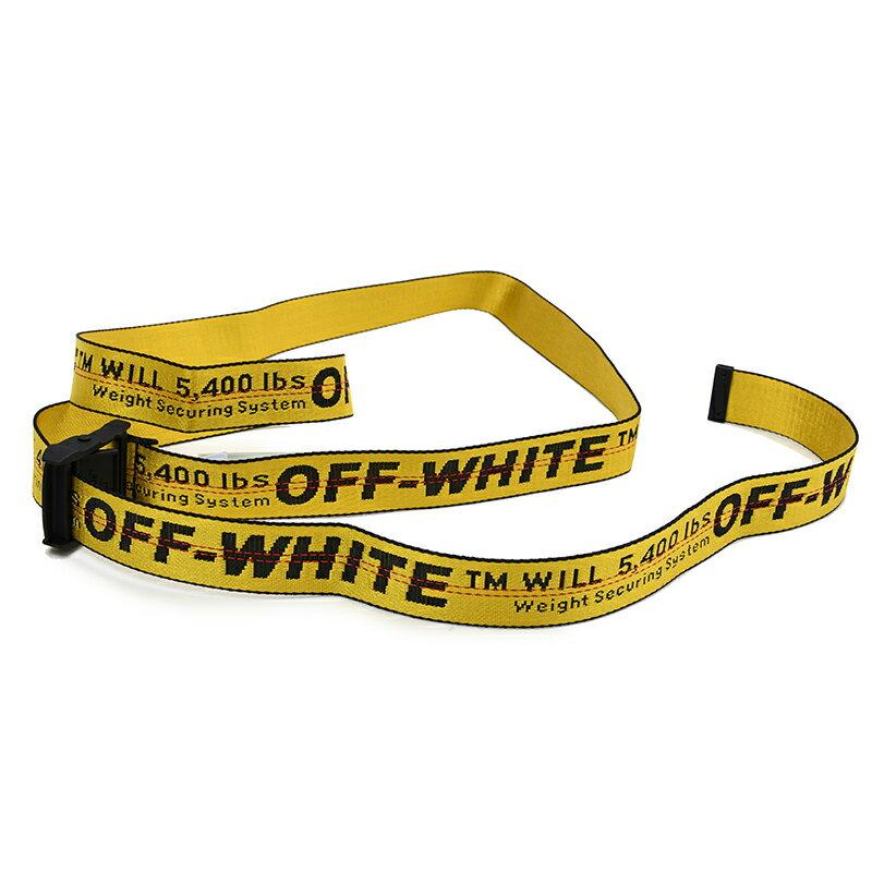 ベルト・サスペンダー, メンズベルト OFF-WHITE INDUSTRIAL BELT OMRB012E20FAB0011810