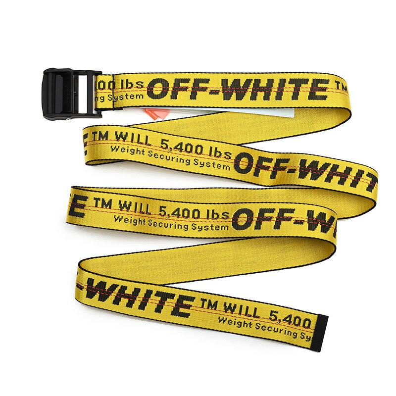 ベルト・サスペンダー, メンズベルト OFF-WHITE INDUSTRIAL BELT OWRB009R202230756010