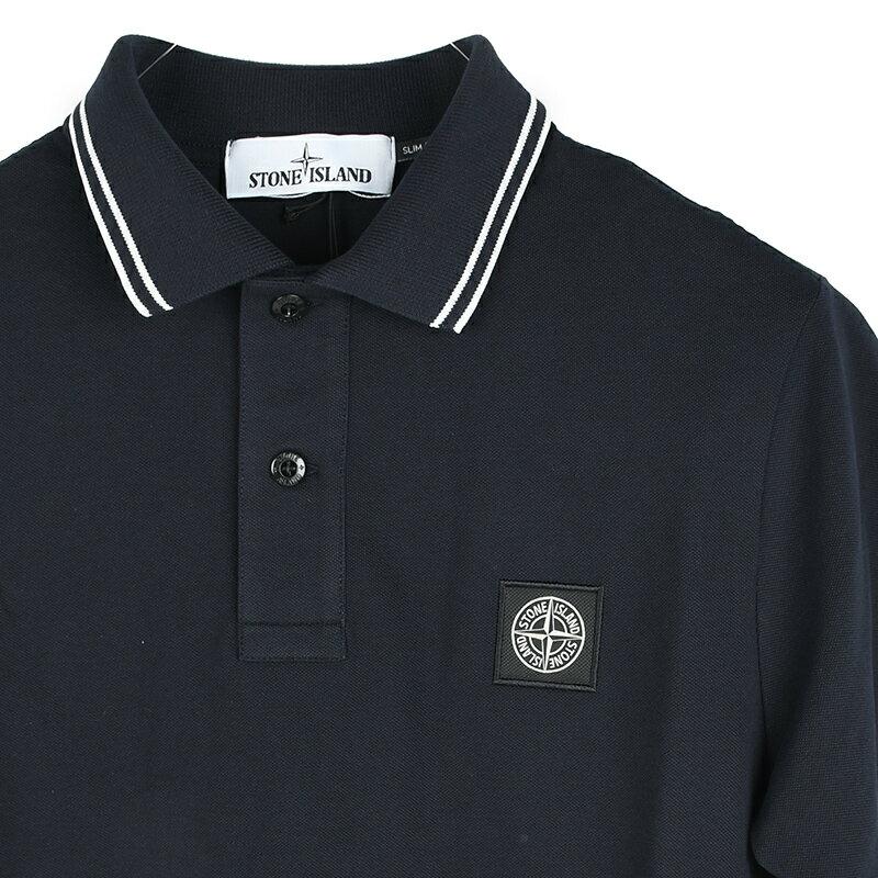トップス, ポロシャツ STONE ISLAND 101522S18