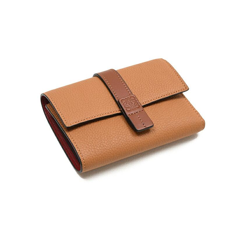 LOEWEロエベスモールバーティカルウォレット財布イタリア正規品124.12.S863639新品