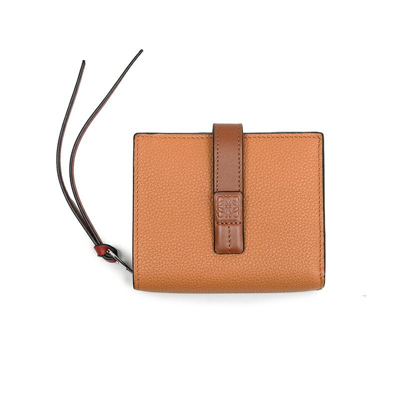 LOEWEロエベコンパクトジップウォレット財布イタリア正規品124.12.Z443639新品