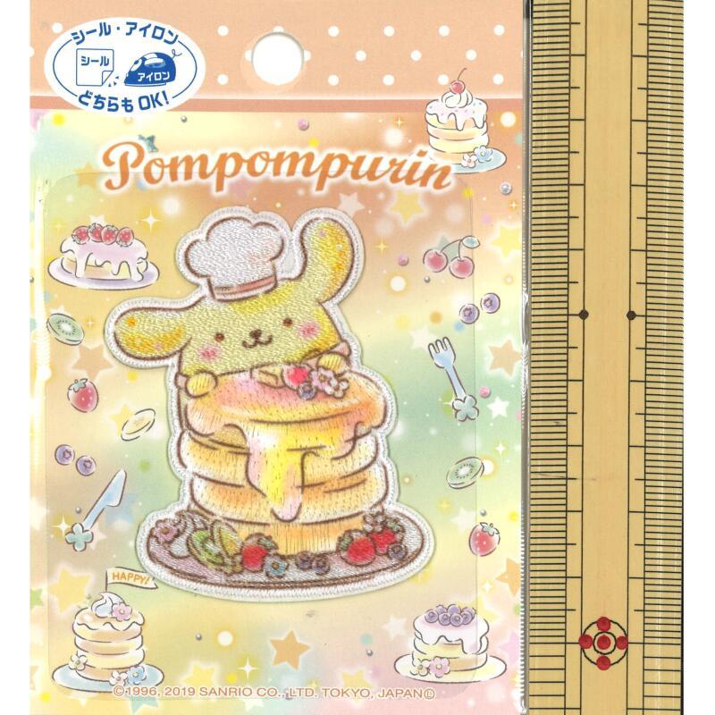 裁縫材料, ワッペン・アップリケ  Pompompurin SCW600-SCW05