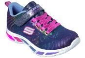スケッチャーズ10959LSKECHERSLITEBEAMSGLEAMN-DREAMスニーカーキッズジュニア子供NVMTNPMT靴