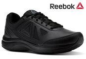 リーボックReebokBS9540WALKULTRADMXMAXウォーキングシューズスニーカーメンズ紳士幅広ブラック/アロイ靴