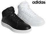 [エントリーでポイント5倍!3月4日20:00〜3月11日01:59]アディダスadidasB42099B42100ADIHOOPS2.0MIDWレディーススニーカー婦人靴