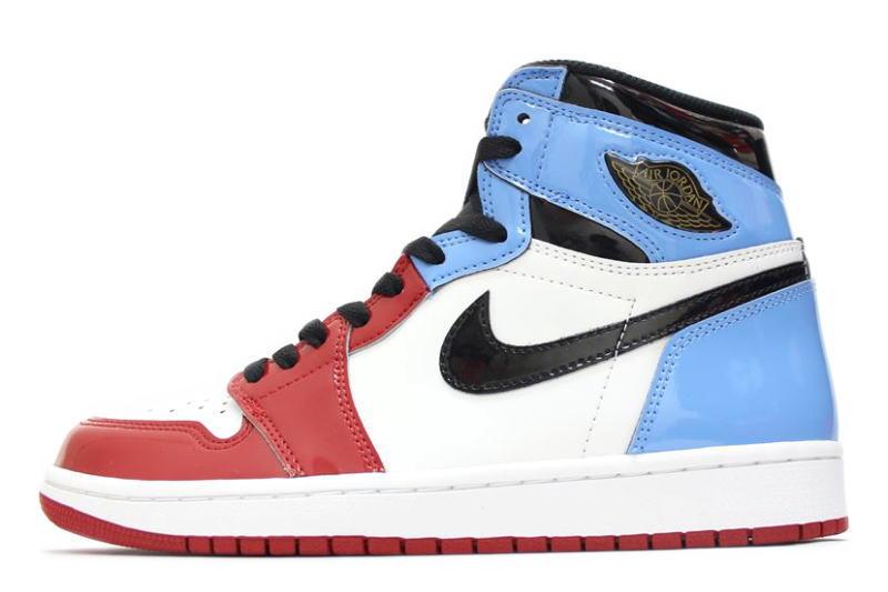 メンズ靴, スニーカー NIKE AIR JORDAN 1 RETRO HIGH OG FEARLESS UNC CHICAGO CK5666-100 1