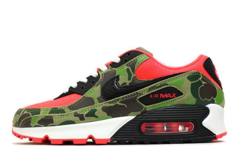 メンズ靴, スニーカー NIKE AIR MAX 90 SP REVERSE DUCK CAMO CW6024-600 90 SP ATMOS