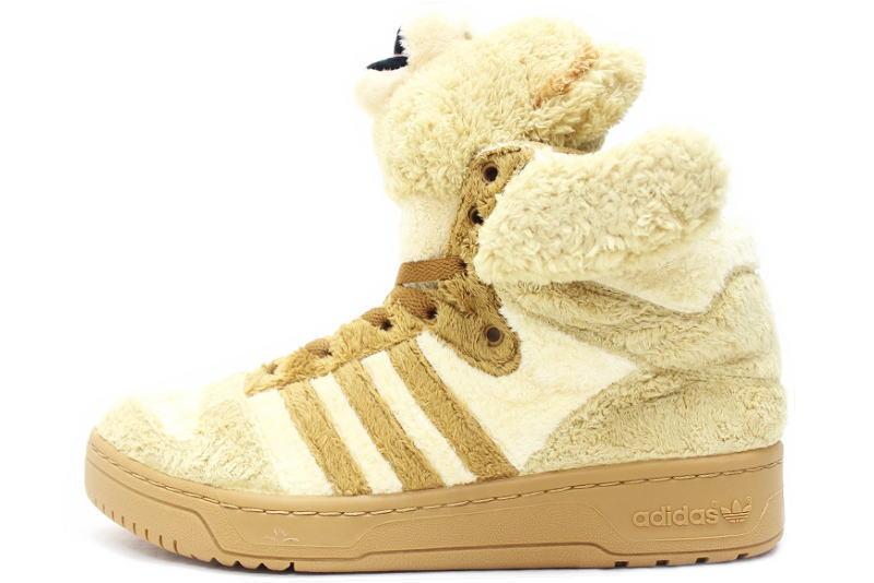 adidas JS ADIBEAR G44000 アディダス ObyO ジェレミースコット アディベアー ファーストモデル【未使用品】【中古】:SOLE ADDICT