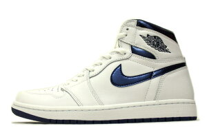 【送料無料】NIKE AIR JORDAN 1 RETRO HIGH OG METALLIC …