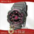 カシオ ベビーG BA-111-1AJF BA110 Series ビッグケース 腕時計 ブラック×ピンク 【長期保証8年付】