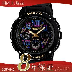 カシオベビーGCASIOBaby-Gコズミックインデックス腕時計ブラックBGA-151GR-1BJF