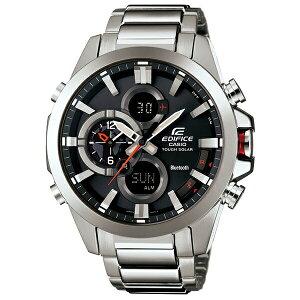 カシオエディフィス腕時計モバイルリンク連携機能付タフソーラーメンズECB-500D-1AJF[CAS05]