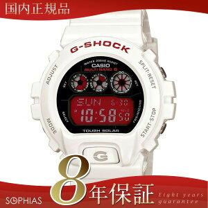カシオGショック腕時計GW-6900F-7JF電波ソーラー