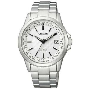 シチズンCITIZENコレクションエコ・ドライブ電波時計メンズ腕時計FRD59-2392