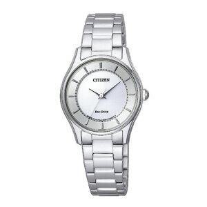 シチズンコレクションエコドライブシルバーレディース腕時計EM0400-51A