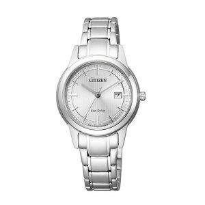 シチズンコレクションエコドライブシルバーレディース腕時計FE1081-67A