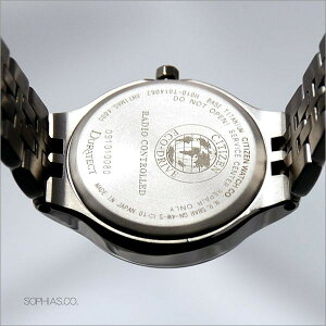 シチズンエクシードCITIZENEXCEEDエコ・ドライブ電波時計レディース腕時計EBD75-2791