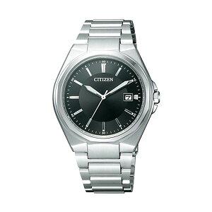 シチズンコレクションエコ・ドライブブラックメンズ腕時計BM6661-57E
