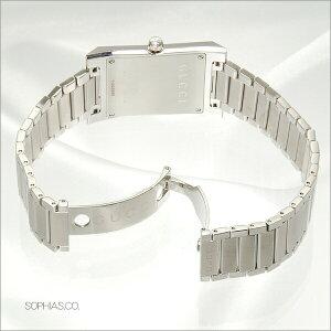 グッチ時計GUCCI腕時計シルバー角形ペアウォッチ腕時計YA111302&YA111501/834825&751617