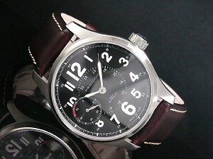 ハミルトンHAMILTONカーキメカオフィサー腕時計H69619533