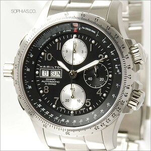 HAMILTONハミルトン腕時計H77616133KHAKIAVIATIONX-WINDO自動巻メンズ