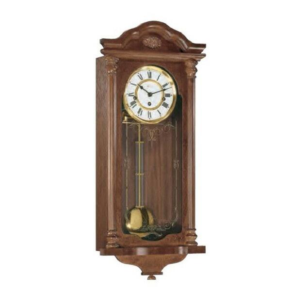 【正規輸入品】ドイツ ヘルムレ HERMLE 70509-070341 機械式掛け時計 マホガニー  [送料別途お見積り]:時計のソフィアス