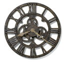 アメリカハワードミラーHOWARDMILLERALLENTOWNクオーツ式掛け時計625-275[大型サイズ]