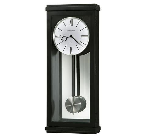 【正規輸入品】 アメリカ ハワードミラー 625-440 HOWARD MILLER ALVAREZ クオーツ式柱時計 チャイムつき [大型サイズ]:時計のソフィアス