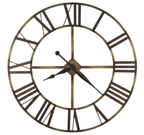 【正規輸入品】 アメリカ ハワードミラー 625-566 HOWARD MILLER WINGATE クオーツ式掛け時計 [大型サイズ]:時計のソフィアス