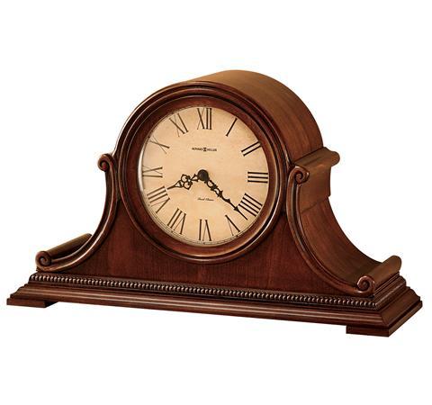 【正規輸入品】 アメリカ ハワードミラー 630-150 HOWARD MILLER HAMPTON クオーツ置き時計 [大型サイズ]:時計のソフィアス