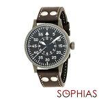 ラコ Laco 861747 腕時計 パイロット 04系手巻シリーズ Leipzig ライプチヒ メンズ正規輸入品 【長期保証5年付】