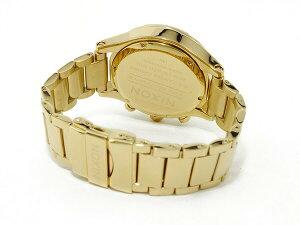 ニクソンNIXONカムデンクロノCAMDENCHRONOユニセックス腕時計A3541219ゴールド[ST]