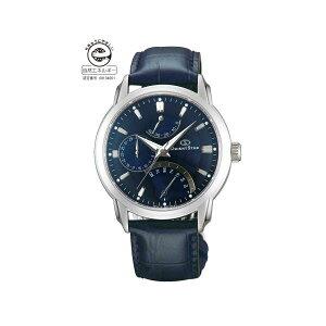 (長期保証3年付)オリエント腕時計オリエントスターレトログラード自動巻メンズWZ0081DE