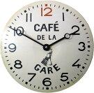 イギリス・ロジャーラッセルROGERLASCELLES掛け時計カフェクロックCT/GARE