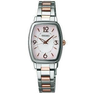 セイコーティセSEIKOTISSEソーラー時計レディースSWFA161