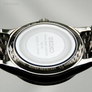 セイコードルチェ&エクセリーヌソーラー電波時計ペアウォッチSADZ123/SWCW023
