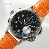HAMILTON ハミルトン H77612933 腕時計 カーキ ETO クロノグラフ 【長期保証3年付】
