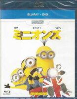 ミニオンズブルーレイ+DVDセット【DVD、Blu-ray】