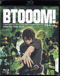 BTOOOM! Blu-ray Disc BOX