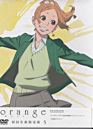 アニメ, TVアニメ orange Vol.5 DVD