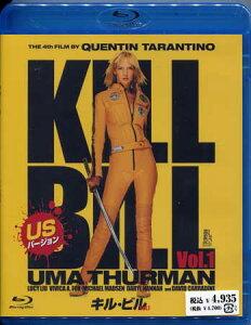[ブルーレイ/Blu-ray/アクション/新品/70%OFF] キル ビル Vol.1<USバージョン>[新品/ブル...