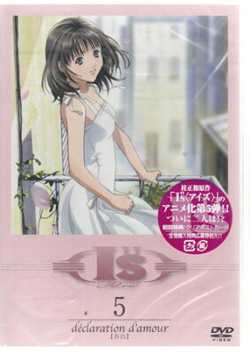 """[DVD/アニメ/新品/30%OFF] I""""s Pure <5> declaration d'amo [DVD/アニメ]"""